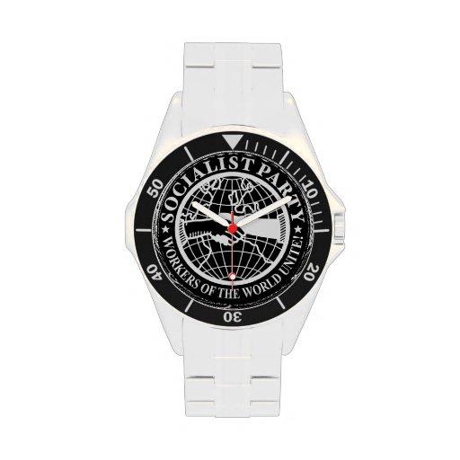 official spusa logo wrist watches zazzle