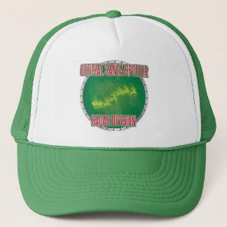 Official Santa Spotter Trucker Hat