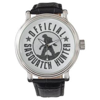 Official Sasquatch Hunter Wristwatch