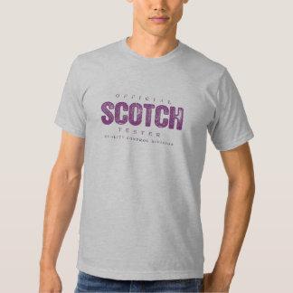 Official Scotch Tester Shirt