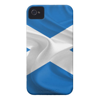 Official Scottish flag for the independence iPhone 4 Case-Mate Case