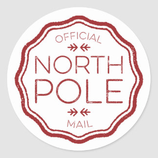 Official Seal from the North Pole