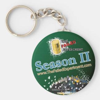 Official Season 2 Keychain