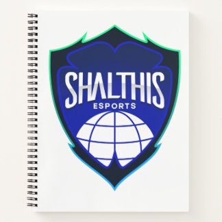 Official Shalthis Esports Notebook
