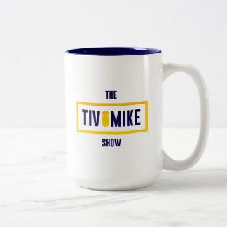 Official Show Mug - Blue