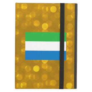Official Sierra Leonean Flag iPad Air Cover