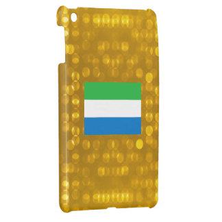 Official Sierra Leonean Flag iPad Mini Case