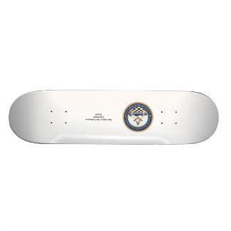 Official Skate of the CARN Brazil Skateboard