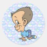Official Sneaky Sneaks Jeffery Sticker