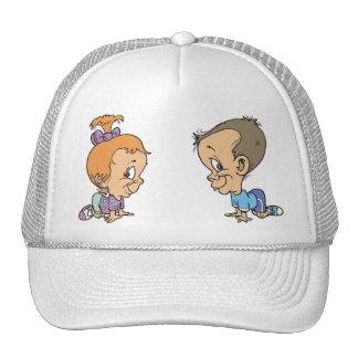 Official Sneaky Sneaks Kitty Ann Jeffery Hat