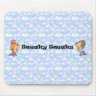 Official Sneaky Sneaks Mousepad