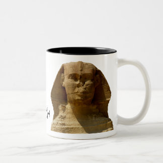 Official Sphinx and Fish Mug