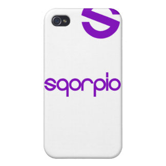 Official Sqorpio iPhone Hard-case iPhone 4/4S Covers