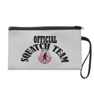 official squatch team wristlet