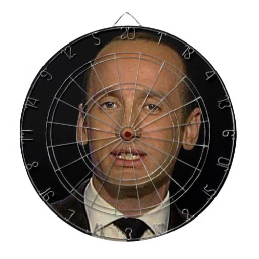 official stephen miller dartboard