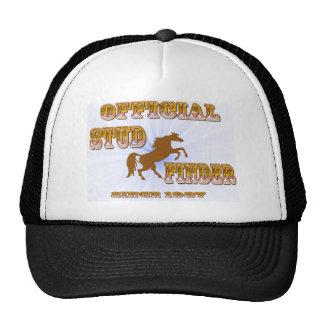 OFFICIAL STUD FINDER TRUCKER HAT