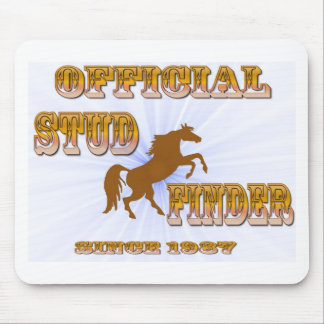 OFFICIAL STUD FINDER MOUSE PADS