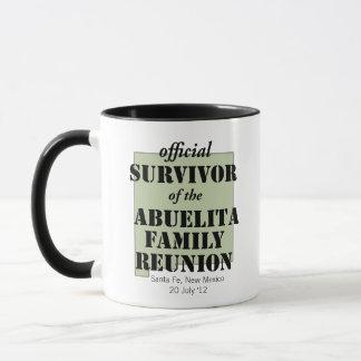 Official Survivor (green) Mug