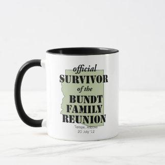 Official Survivor Mug