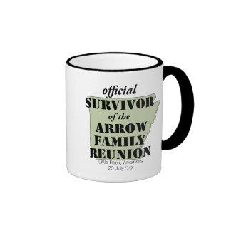 Official Survivor Ringer Coffee Mug