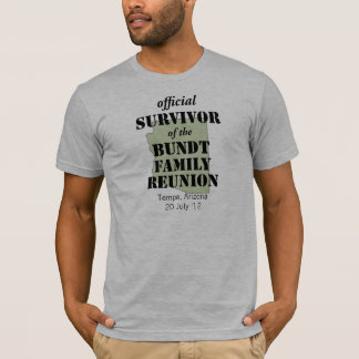 Official Survivor T-Shirt