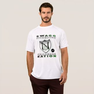Official SwaggNationMagazine.Com T-Shirt