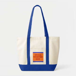 Official Tailgating Gear Jumbo Totebag Bag