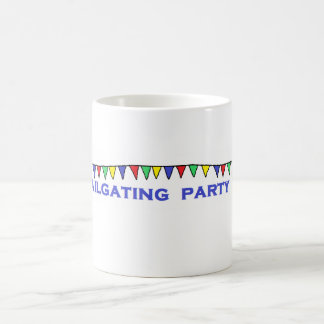 Official Tailgating Party Coffee Mug