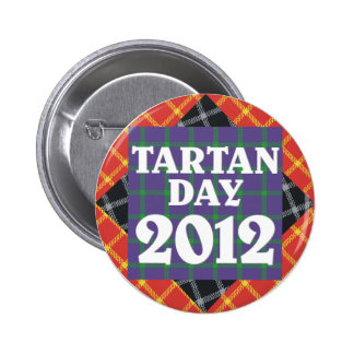 Official Tartan Day 2012 Button