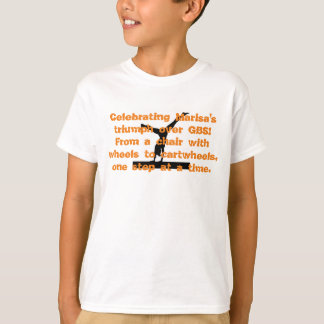 Official team Marisa t-shirt, mens/boys edition T-Shirt