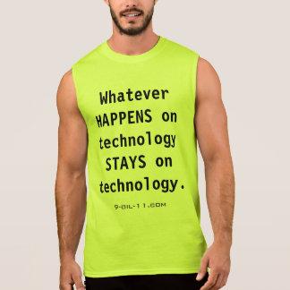 Official Techno-Vegas Shirt