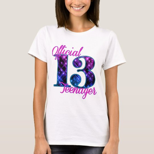 Official Teenager T-Shirt