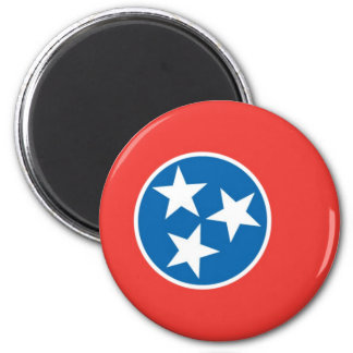 Official Tennessee State Flag Magnets