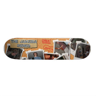 Official The Jamziba Series Skateboard