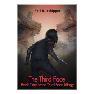 Official The Third Face Cover Poster