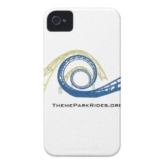 Official Theme Park Rides Blackberry Case