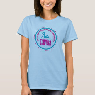 Official Thunder Bachelorette T-Shirt