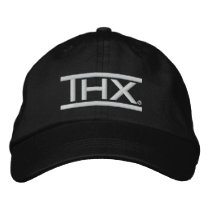 Official THX Logo Cap