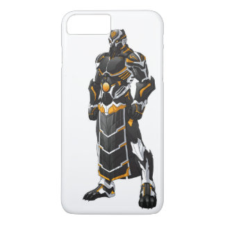 Official Tiger Hero Panther character phone case