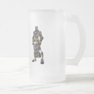 Official Tiger Hero Panther frosted mug