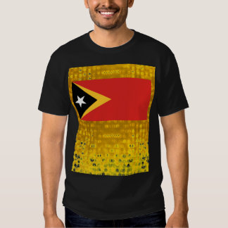 Official Timorese Flag T-shirt