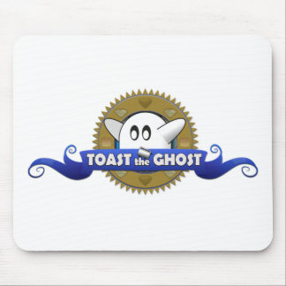 Official Toast the Ghost merchandise! Mousepad