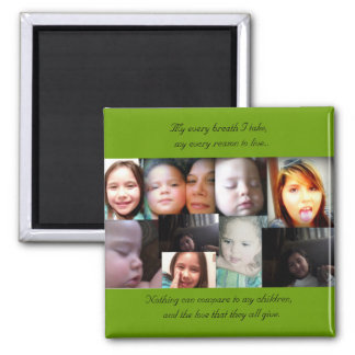 Official TogetherForever Products 2 Inch Square Magnet