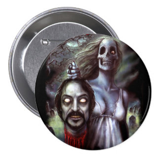 Official Tom Savini Zombie Buttons