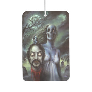 Official Tom Savini Zombie Car Air Freshener