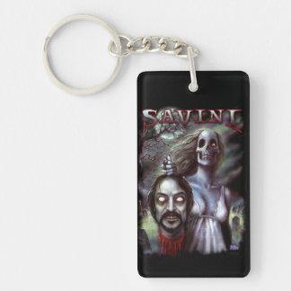 Official Tom Savini Zombie Keychain