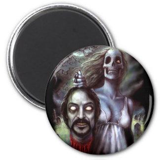 Official Tom Savini Zombie Fridge Magnet