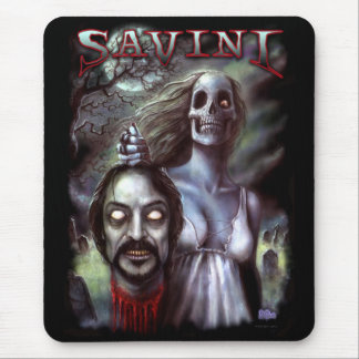 Official Tom Savini Zombie Mouse Pad
