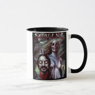 Official Tom Savini Zombie Mug
