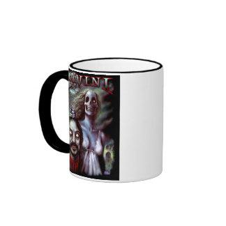 Official Tom Savini Zombie Ringer Coffee Mug